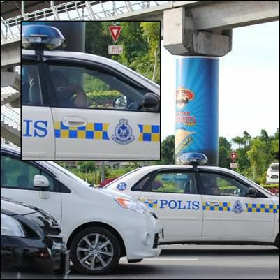 Contoh Seorang Polis