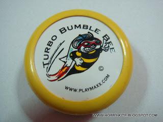 Ni la yang yo yo yang ramai main dulu... Bumble Bee.. Royale Bumble Bee kot tak silap...