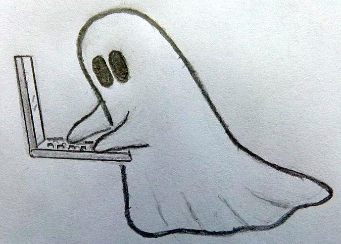 Penulis Hantu (Ghostwriter)