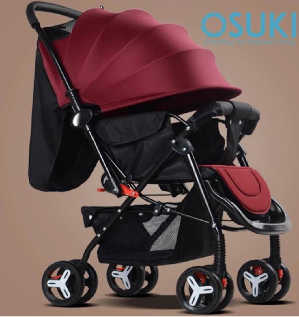OSUKI Flexi Foldable Baby Stroller
